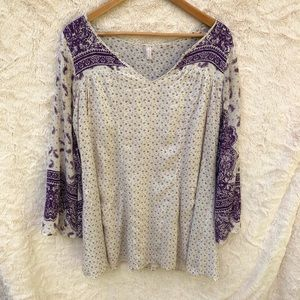 Free People Cotton Tunic. Size S